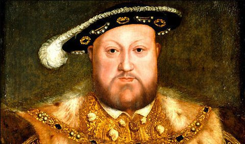 syfilis Henrich VIII