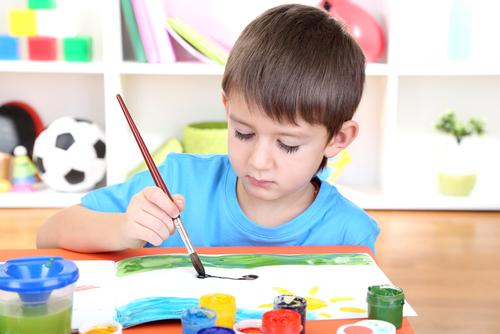 dyslektik dyslexia dysgrafik dysgrafia maľovanie