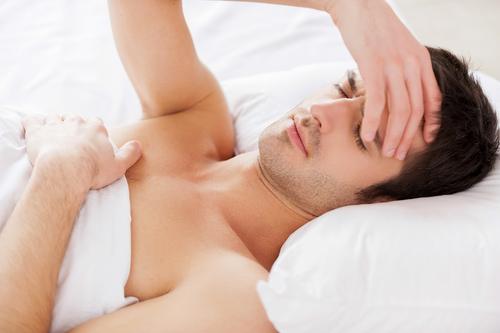 migréna muži cluster bolesť za očami