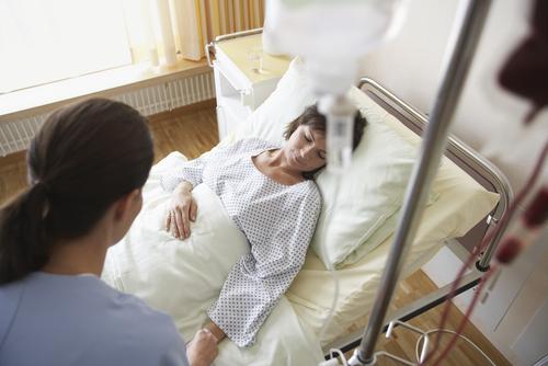 nádor prsníka hospitalizácia
