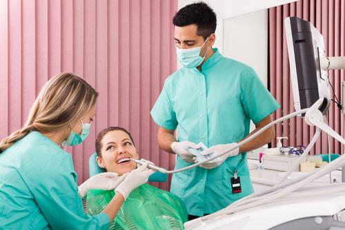 hojenie rán po operáciách zubár