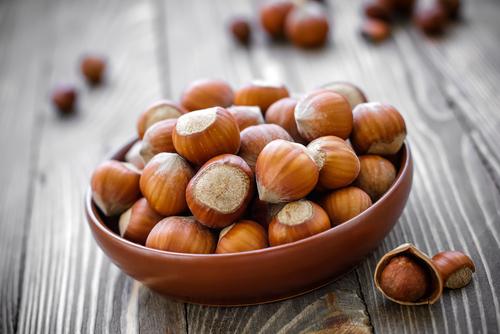 potravinové alergie gaštany