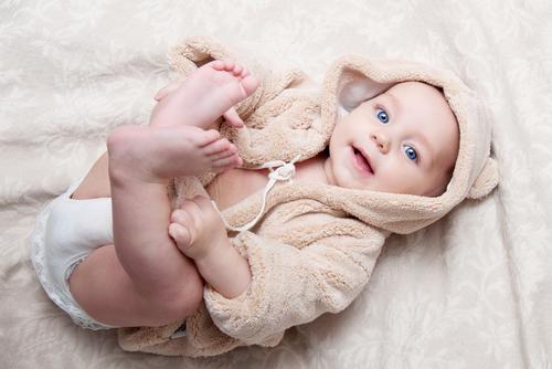 prietrž u novorodencov