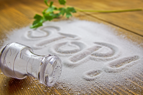 kychynská soľ nebezpečná pre človeka solnička