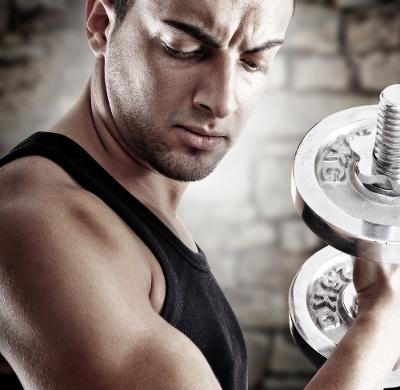 športovec kalórie