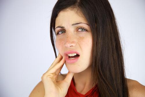 žuvačka porucha čelustno-spánkového kĺbu