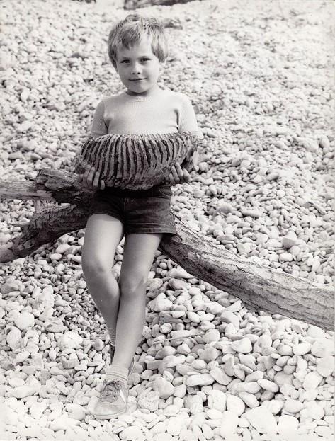 archeológ peter demján dieťa 1985