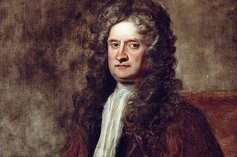 Dna Isaac Newton