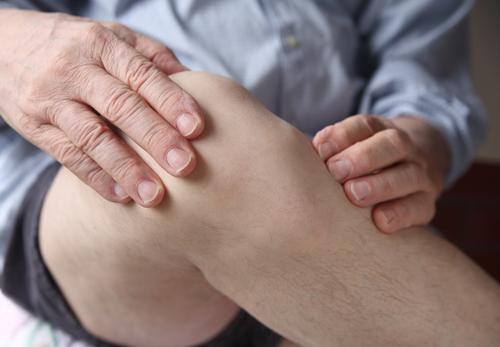 dna kĺby koleno