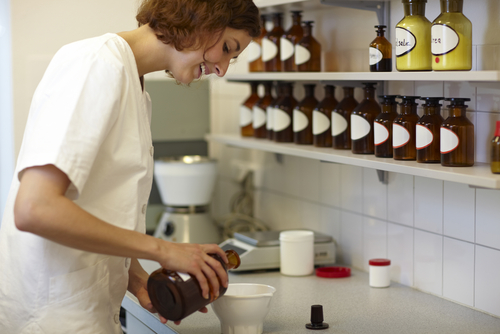 lekáreň lekárnik výroba liekov