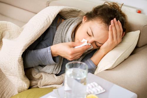 antibiotiká pri nádche teplota