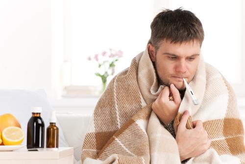 antibiotiká pri nádche zimnica