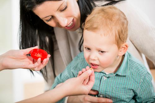 homeopatický liek deti