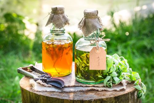 homeopatický liek tinktúra