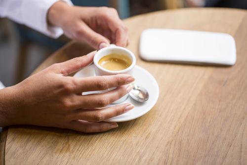dehydratácia káva