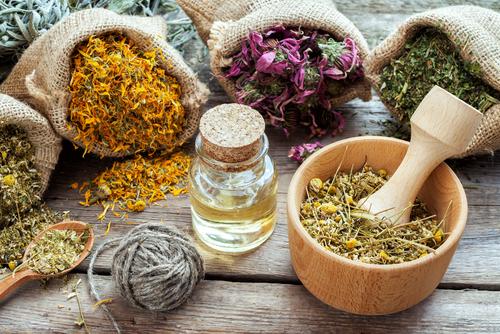 Pooperačné homeopatiká arnika hyperikum china