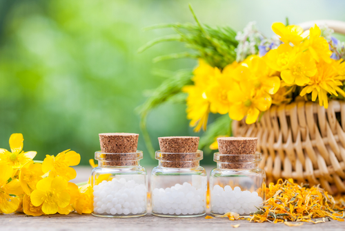 Pooperačné homeopatiká arnika