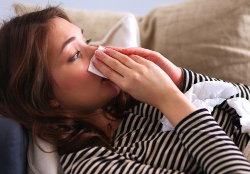 slepačí vývar choroba prechladnutie