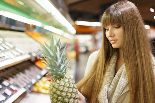 Bezpečné lieky v tehotenstve ananás