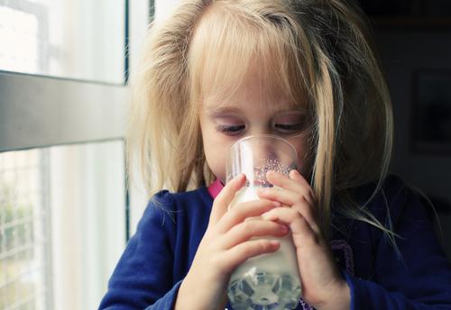 antibiotiká u detí mlieko