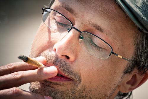 marihuana liek fajčenie THC