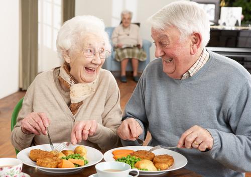 strava seniorov zelenina ovocie