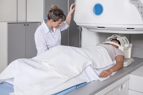 kóma MRI CT