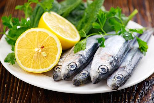 Wilsonova choroba dieta potraviny sardinky