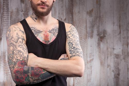 tetovanie starostlivosť
