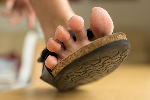ortopedické pomôcky sandále