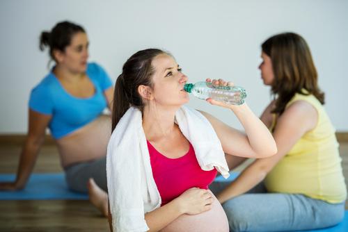 predpôrodné bolesti príznaky