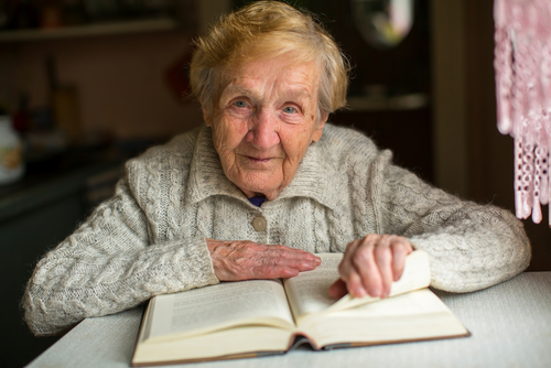 starecká demencia čítanie