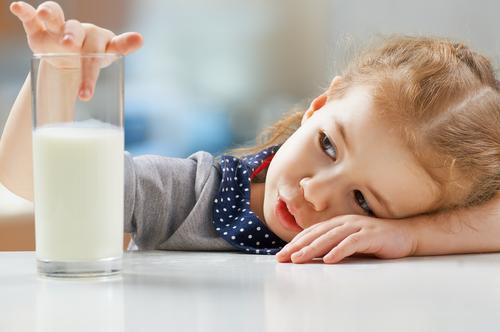 hnačka probiotiká mlieko