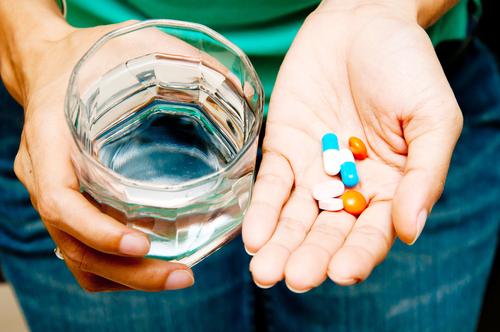 lieky na oči
