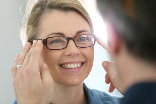 krátkozrakosť okuliare
