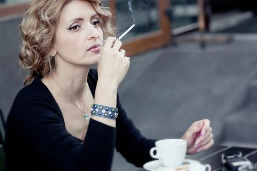 srdcovocievne ochorenia fajčenie káva
