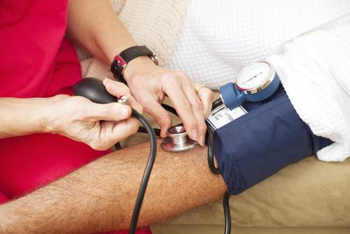 srdcovocievne ochorenia vysoký tlak