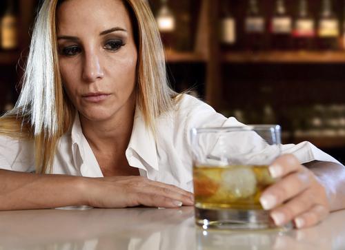 Posttraumatická stresová porucha alkoholizmus
