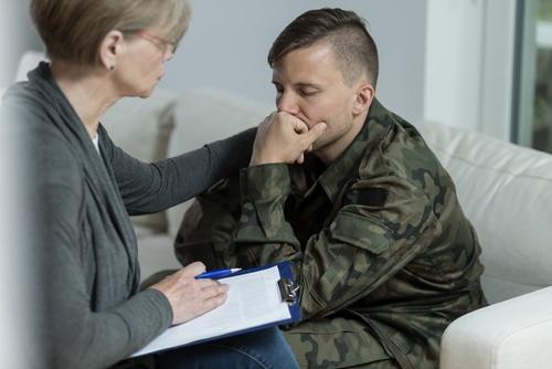 Posttraumatická stresová porucha liečba