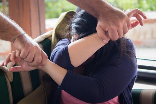 Posttraumatická stresová porucha znásilnenie