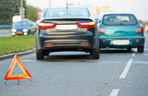 postup pri autonehode
