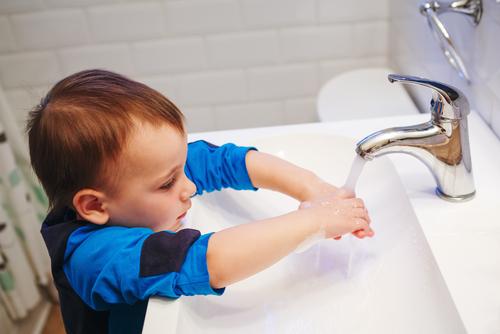 ako si predĺžiť život umývanie rúk