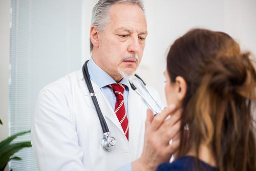 príznaky zväčšené uzliny
