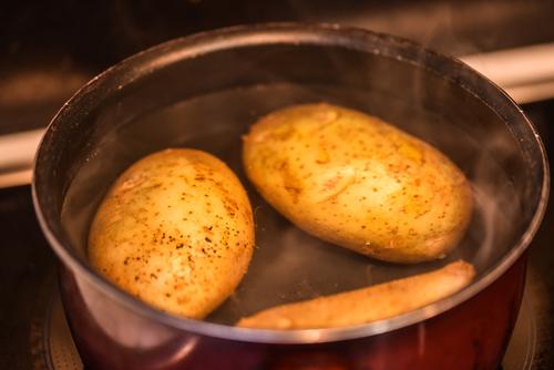 solanín v zemiakoch