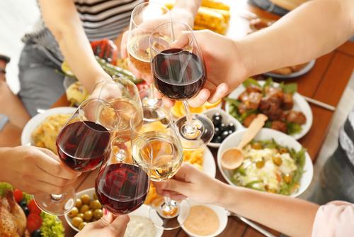 červené víno a zdravie
