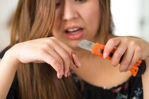 sebapoškodzovanie liečba