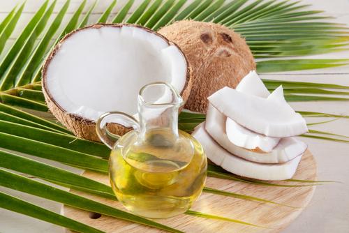 kokosový olej využite