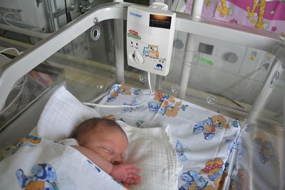 syndróm náhleho úmrtia dojčiat SIDS