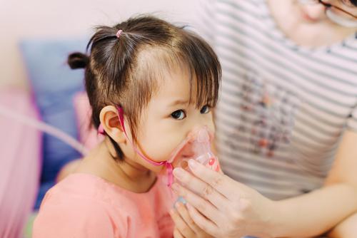 pískanie pri dýchaní u detí