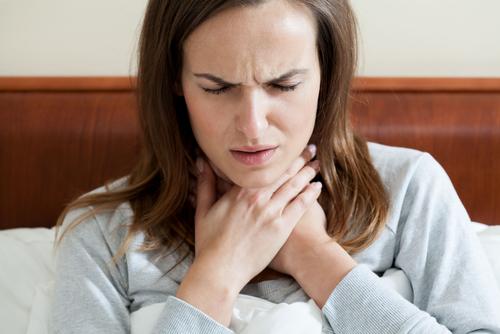 nadmerná únava štítna žľaza